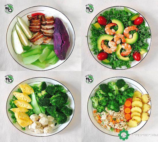 Eat clean là g, lợi ích và cách ăn như thế nào mới đúng?